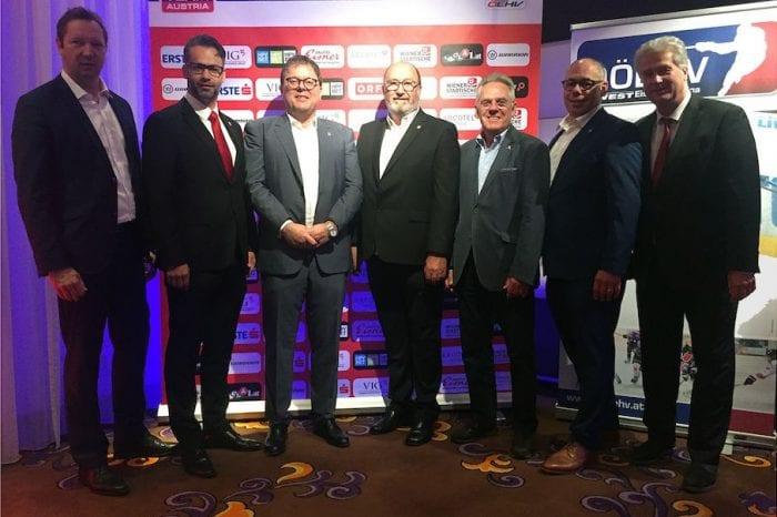 Eishockeyverband: Bisheriges Präsidium stellt sich der Wiederwahl
