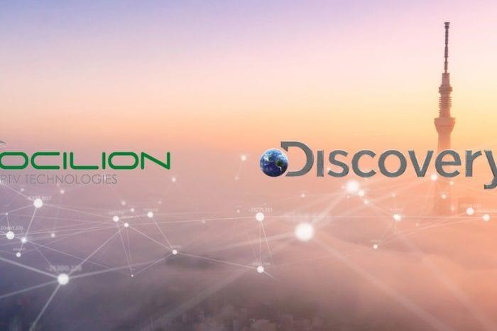 Discovery Deutschland und Ocilion schließen Content-Vereinbarung