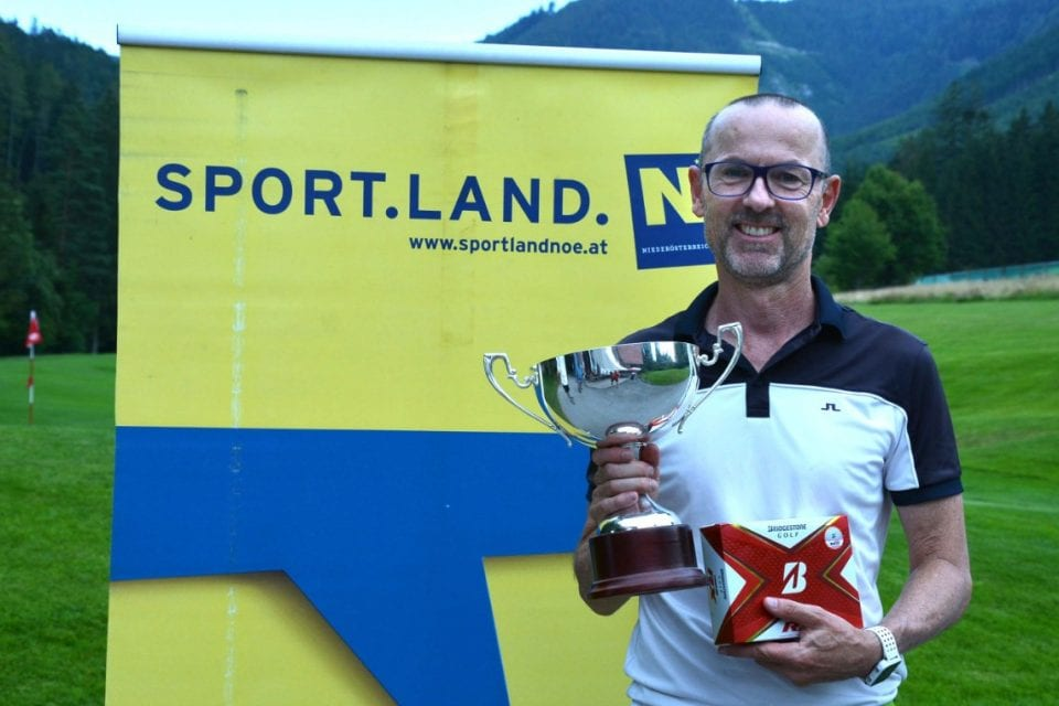 Manfred Rath holt sich MGA-Matchplay-Krone