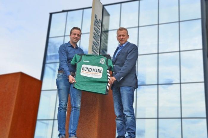 Guntamatic bleibt auch 2020/21 Hauptsponsor der SV Ried
