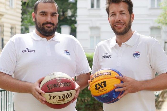 Basketballverband: Saracevic und Stelzhammer übernehmen sportliche Führung