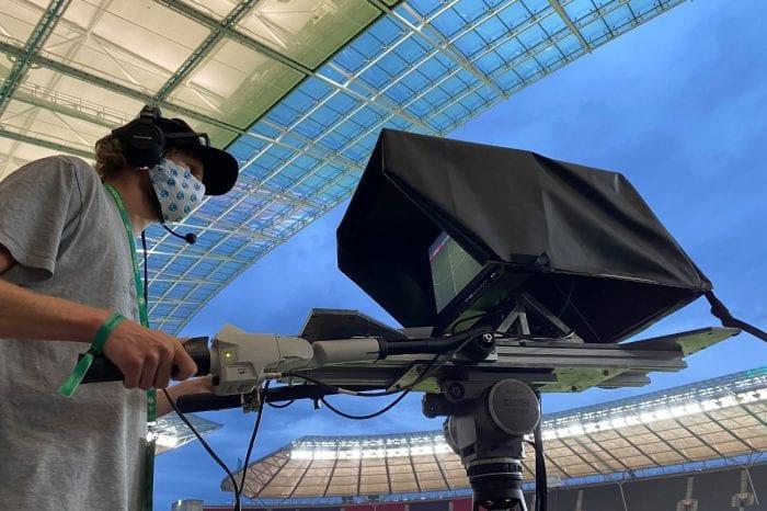 Premiere für Blackcam Remote Head für Systemkameras mit Boxoptiken