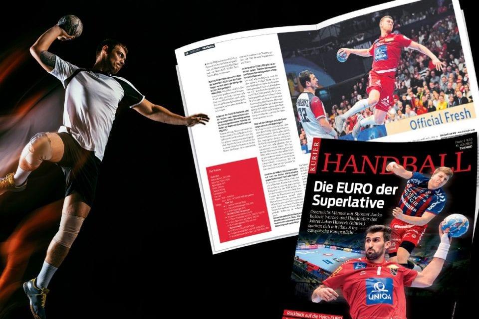 Handball Meisterschaft 2021