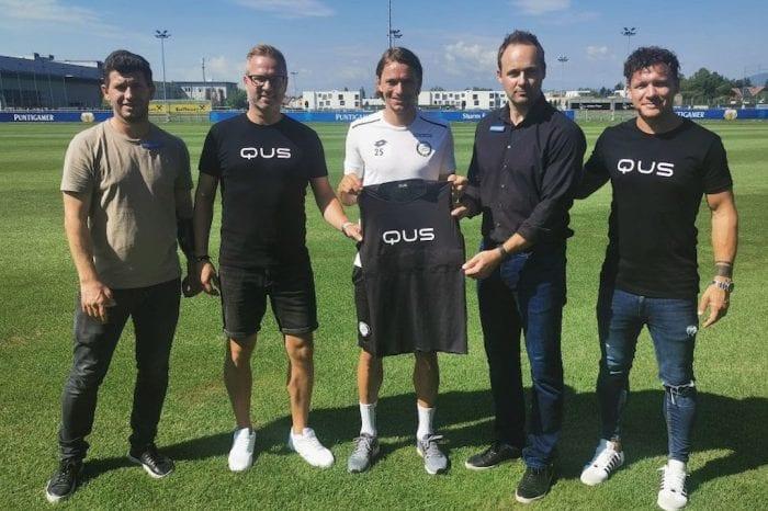 QUS Sports wird offizieller Leistungsdiagnostik-Partner des SK Sturm