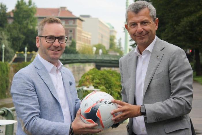 ImmoUnited und First Vienna FC 1894 starten Partnerschaft