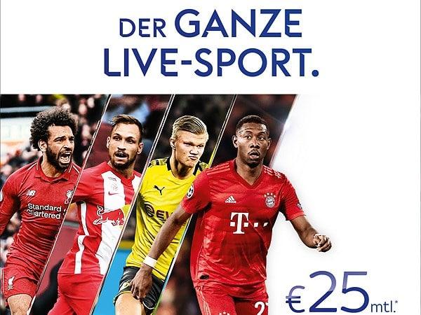 Sky Österreich lanciert neue Marketing-Kampagne
