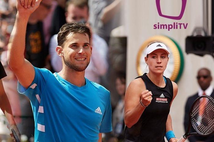 French Open: SimpliTV bietet Roland-Garros in Kooperation mit Eurosport in UHD-Qualität