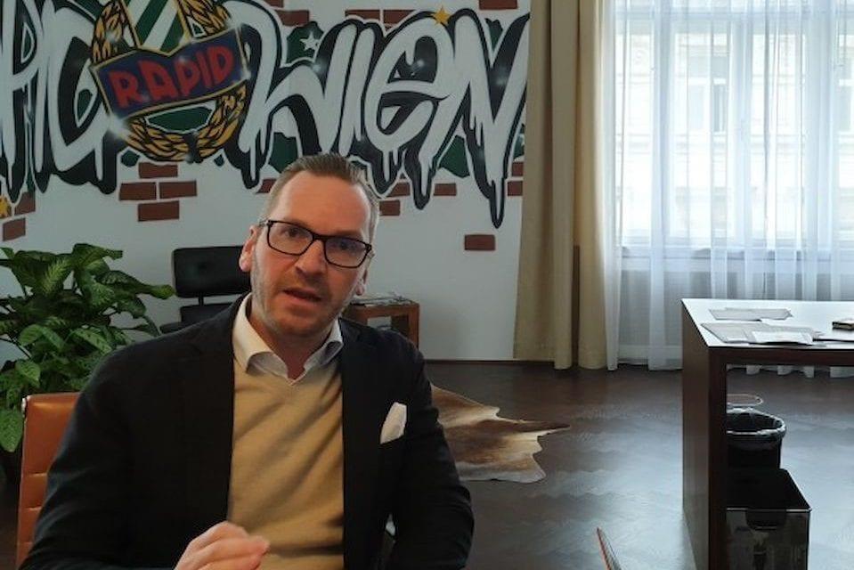 Rapid geht mit Roland Schmid zahlungskräftiger Sponsor verloren