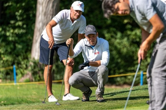 Sporthilfe Charity-Golfturnier mit zahlreichen Medaillengewinnern