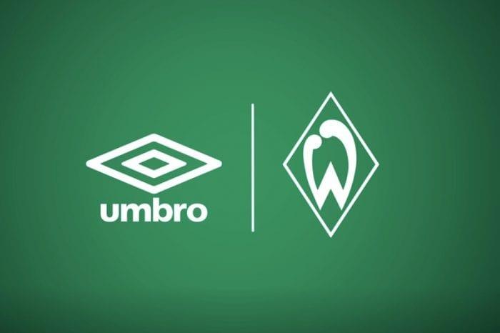 Partnerschaft verlängert: Umbro bleibt Werder-Ausrüster