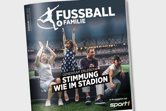 'Fußball & Familie': Sport1 und RTV Media Group starten Sportheftbeilage für regionale Tageszeitungen
