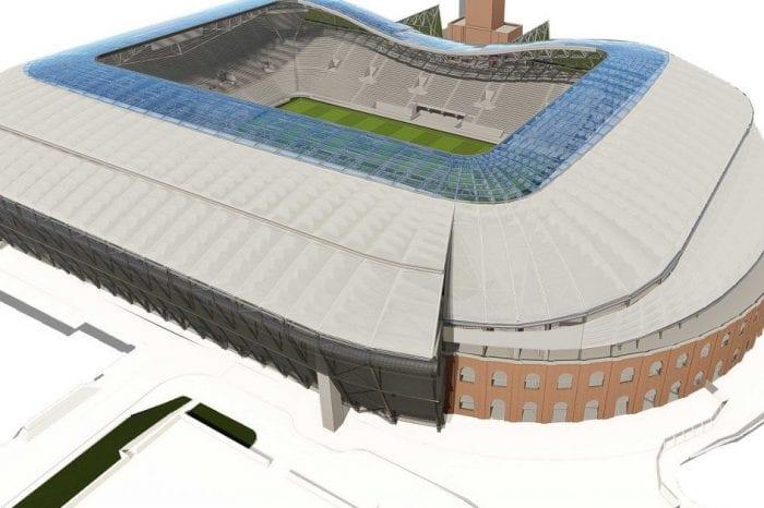 Umbau des Bologna FC-Stadions geht in die nächste Runde